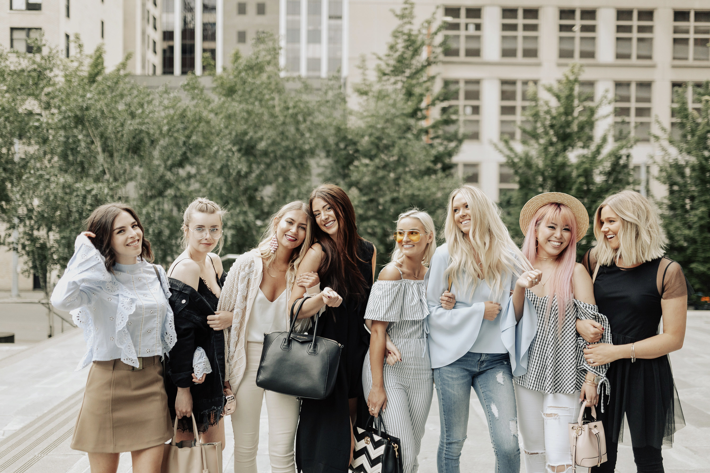 Brunching With Seattle Fashion Blogger Babes At Mr West
